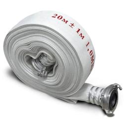 Шланг d=50 нап пожарный/бухта/ Российские фабрики Рукава Мотопомпы