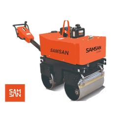 Samsan RVR 205 каток вибрационный бензиновый Samsan Виброкатки Обработка поверхности