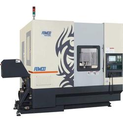 Femco F5X-630 5-ти координатный фрезерный станок с ЧПУ Тайваньские фабрики Станки с ЧПУ Фрезерные станки