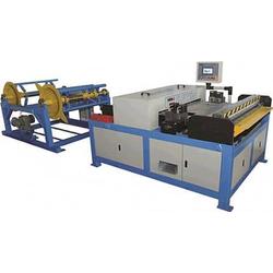 Автоматическая линия для производства прямоугольных воздуховодов SBAL-III SBKJ Автоматические линии Станки для воздуховодов